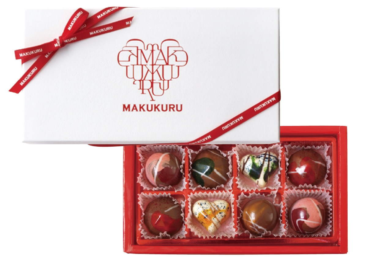 MAKUKURU | ファッションキャンディ バレンタイン ホワイトデー ギフト 本命 トリュフ 沖縄土産 おみやげ チョコレート 話題